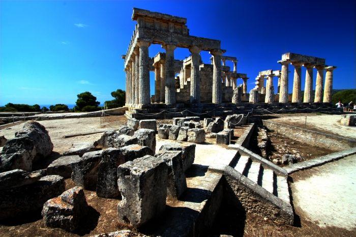 Temple of Athena Aphaia
