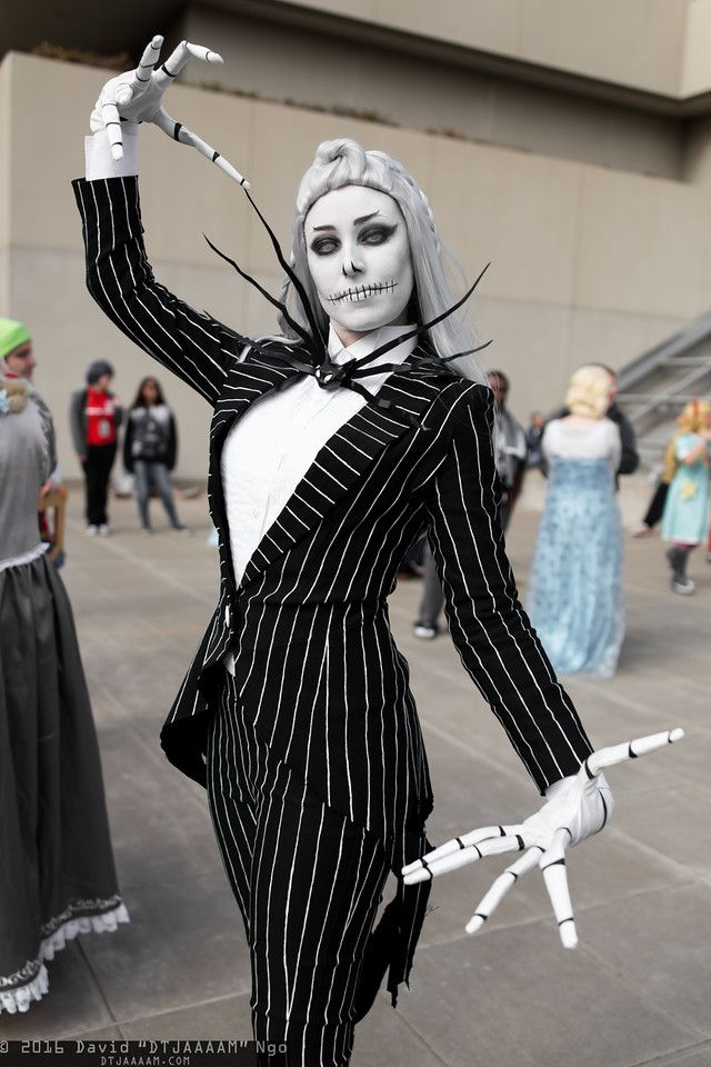 Jack Skellington | SacAnime Winter 2016