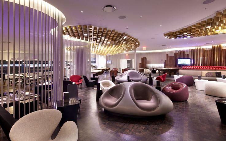 Virgin Atlantic JFK Clubhouse, JFK