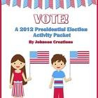 This 2012 Election kit will get your students excited about the Presidental election. Most of the packet can be used for future elections and socia...