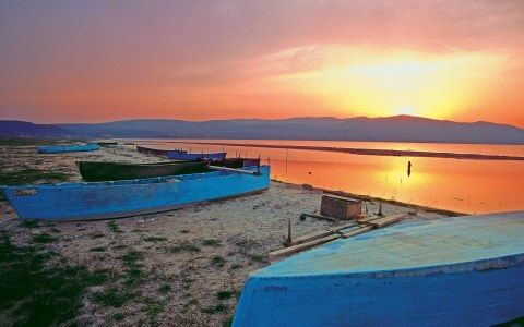 Doirani Lake - Kilkis Regional Unit - Greece