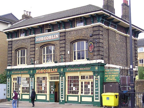 The Hobgoblin Pub - New Cross, London . . . Been there, done that