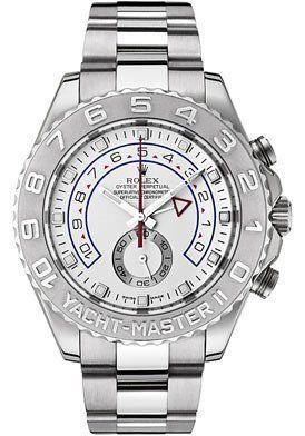 NEVER WORN ROLEX YACHT-MASTER II MENS WATCH 116689 - List price: $48,150.00 Price: $39,995.00