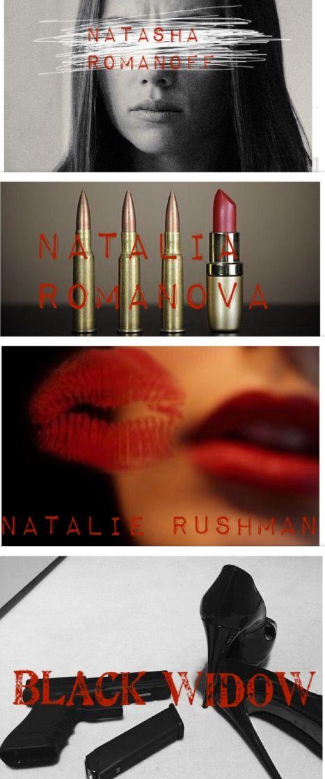 NATASHA ROMANOFF: AGENT•AVENGER•ASASSIN
