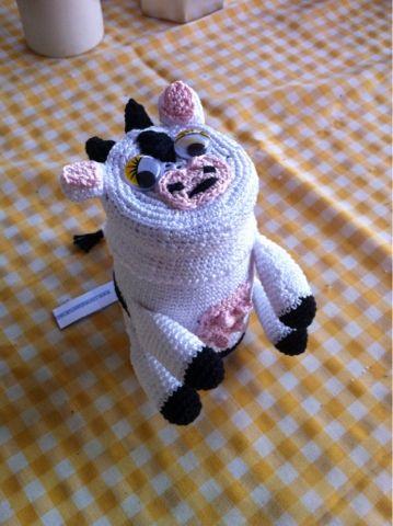 Con estas manazas: Clotilde #amigurumi #crochet #ganchillo