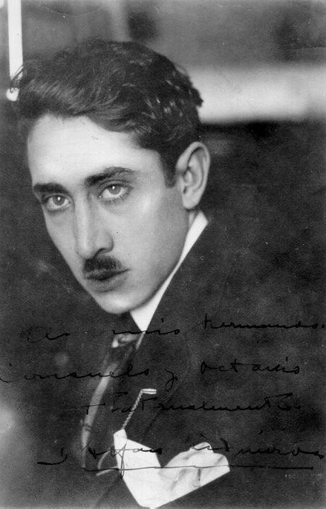 David Alfaro Siqueiros, Paris, 1919
