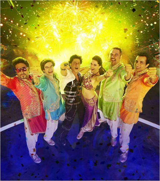 Happy New Year : Photo Abhishek Bachchan, Boman Irani, Deepika Padukone, Shah Rukh Khan, Sonu Sood