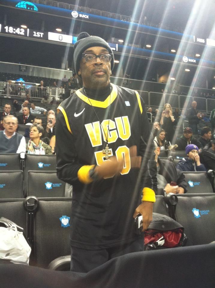Spike Lee loving VCU