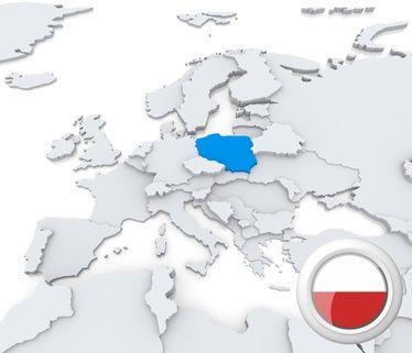 EURODANE - gospodarka Polski, PKB, inflacja, ludność, giełda, finanse, deficyt
