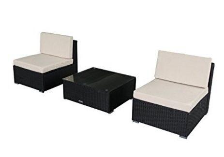 Outdoor Patio Rattan Furniture Set 5pcs/set or 3pcs/set