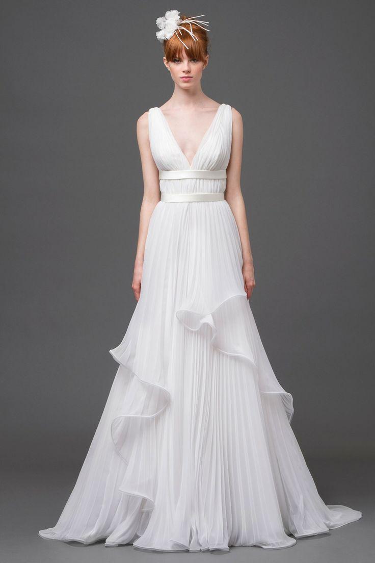 9 best Mark Zunino images on Pinterest | Wedding frocks, Homecoming ...