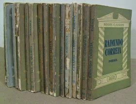 """Mais uma obra da histórica EDITORA AGIR : a coleção """"NOSSOS CLÁSSICOS"""" , formada por livros com trabalho (ou biografias) de importantes nome..."""