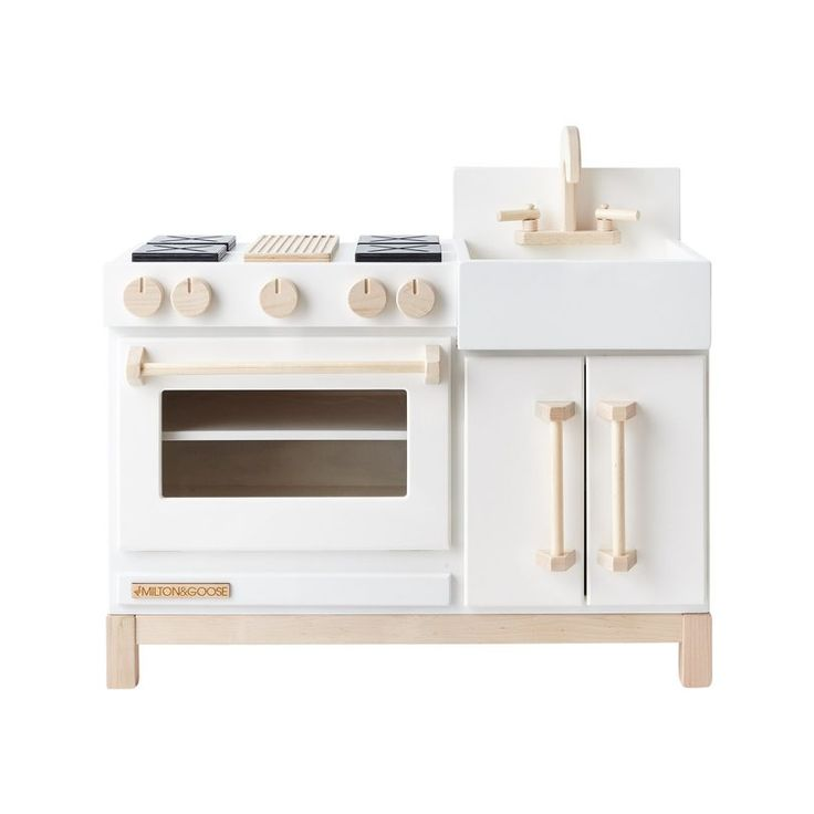 Essential Play Kitchen - Kitchen & Food - Maisonette