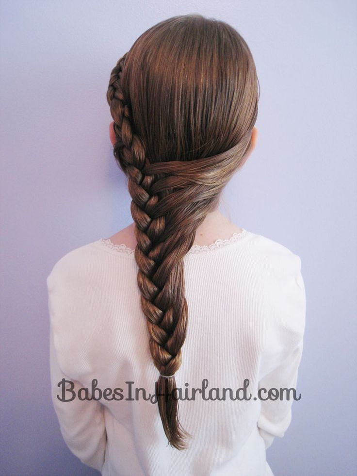 French Hairstyles For Long Hair: Get 20+ Half French Braids Ideas On Pinterest Without