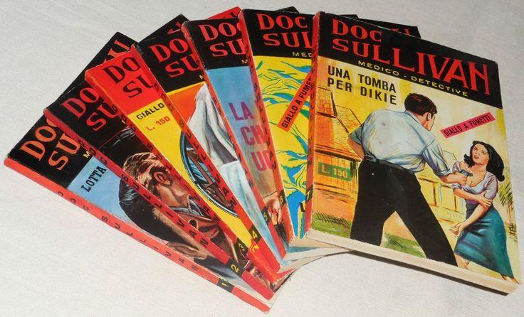 Collezionismo: Doc Sullivan – Medico Detective http://c4comic.it/collezionismo/doc-sullivan-medico-detective/