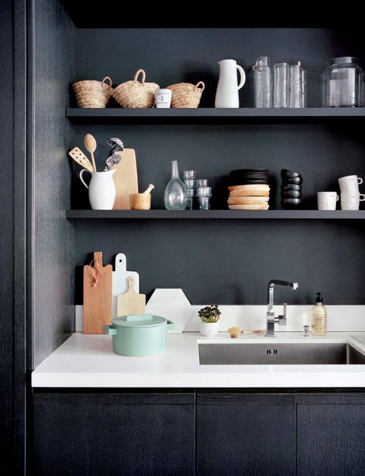 1000 idées sur le thème Küchenvitrine sur Pinterest | U küchen ... | {Küchenvitrine modern 84}
