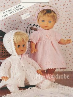 Tiny Tears Knitting Patterns : 1000+ ideas about Tiny Tears Doll on Pinterest Chatty Cathy, Vintage Toys a...