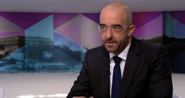 Szigetvári nem volt hajlandó kezet fogni Kovács Zoltánnal az ATV-ben - ATV