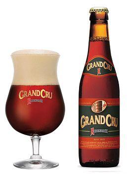 Rodenbach Grand Cru - Brouwerij Rodenbach, Roeselare (B) Beoordeling GGOB: 3…