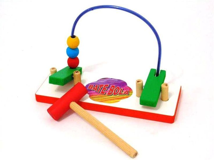 Bate Bola - Brinquedice Brinquedos Educativos