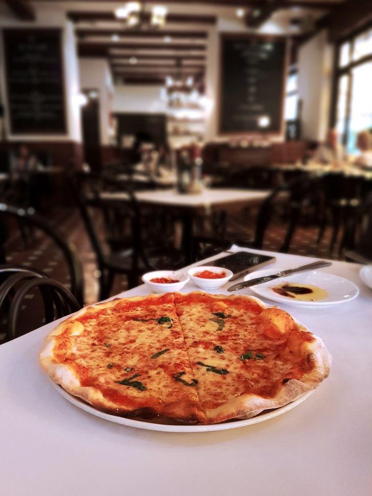 """""""Margherita Pizza"""", Caffe Milano, Jakarta"""
