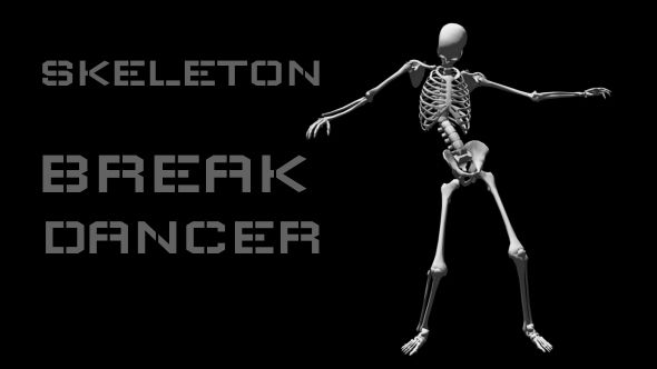 Break Dance, comic, crazy, dancing, dead, death, dream, freak, fun, ghost, horror, nightmare, party, punk, skeleton