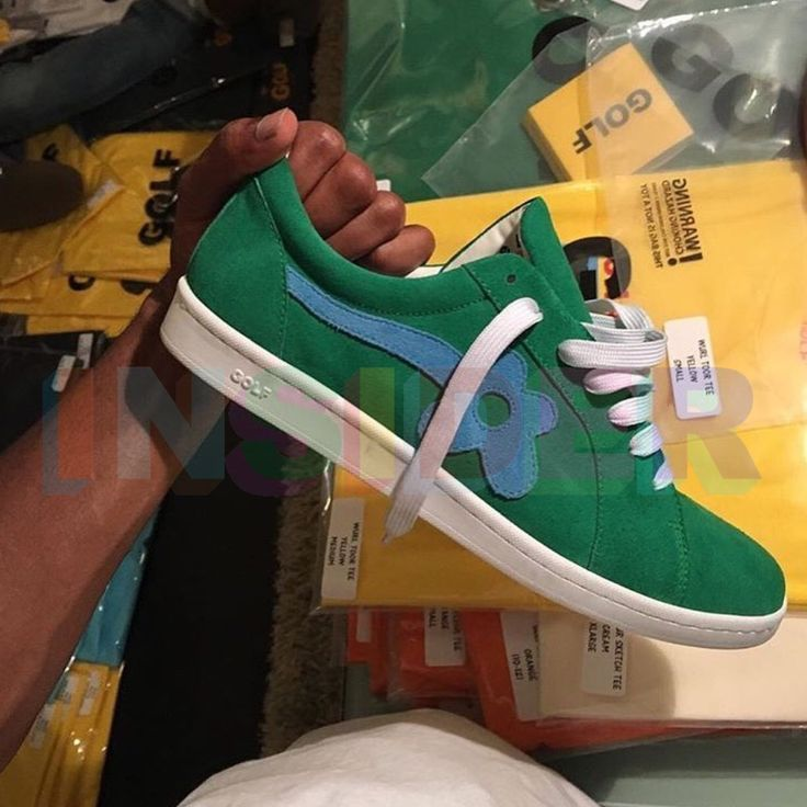 OFFICIAL GOLF LE FLEUR SHOES THREAD « Kanye West Forum
