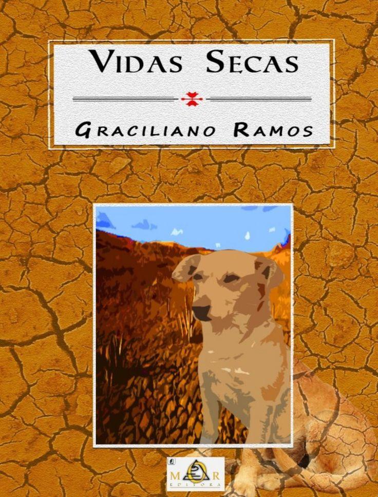 Vidas secas Graciliano Ramos by Angela Natel via