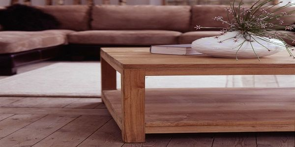 Raft Cube Coffee Table