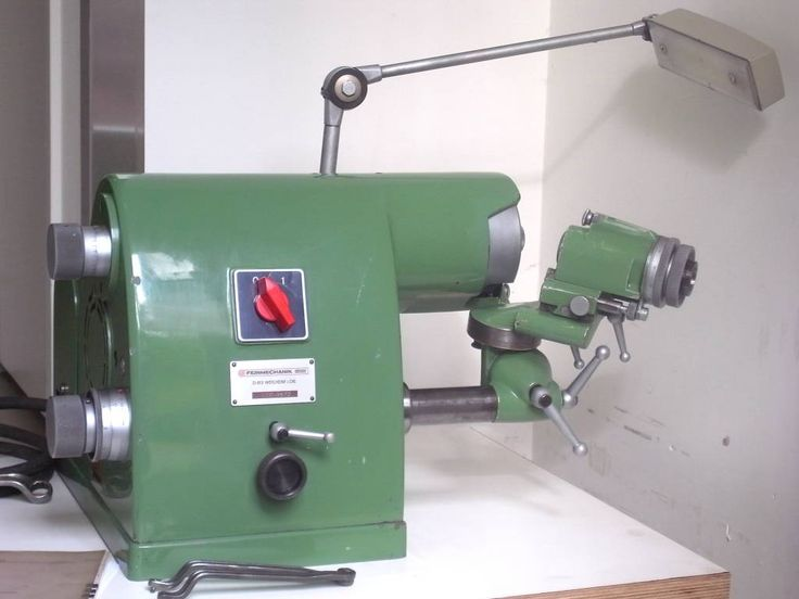 Michael Deckel SOE Tool and Cutter Grinder - Niels Machines