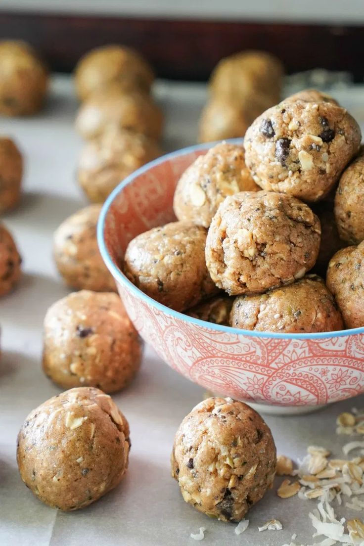 Cinnamon oat protein bites recipe protein bites recipe