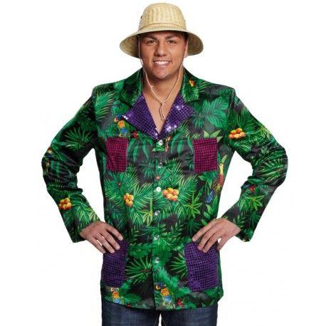 Déguisement veste safari homme