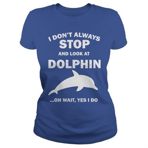 Dolphin Tshirt