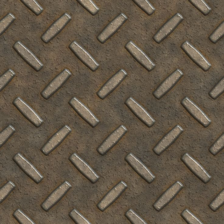 rusty metal grid texture