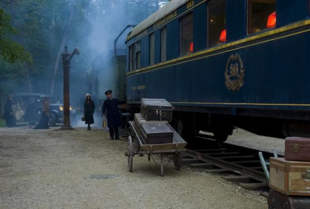 Rouillac, Orient Express