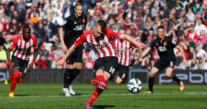 James Ward-Prowse was spot-on for Southampton in win