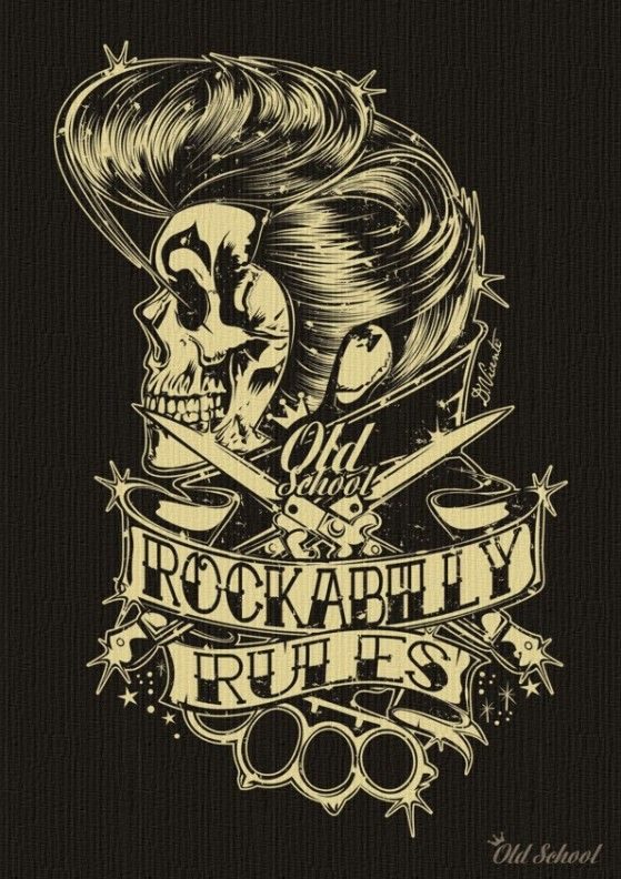 Old school Rockabilly Rules