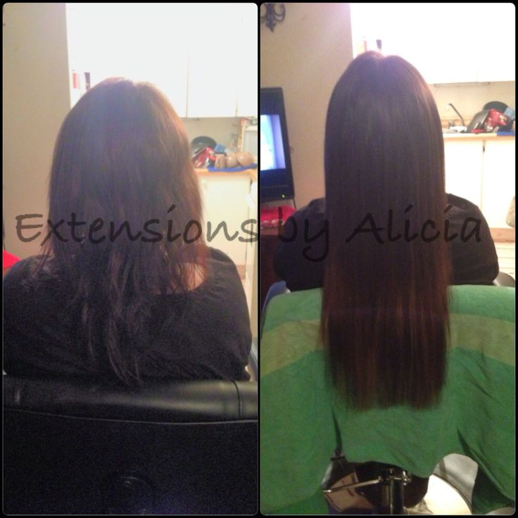 Extensions by Alicia  Highlights, lowlights, hair transformation