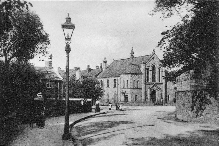 Photo Project - T.E.G Horbury 1900 to 2013 Methodist Church