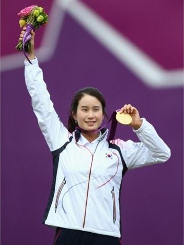Ki Bo Bae of Repulic of Korea. #Olympics Olympics