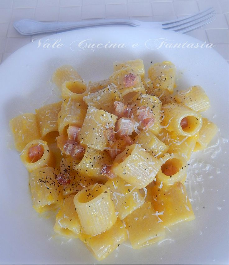 Pasta alla carbonara ricetta tipica romana