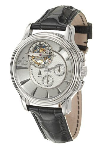 Zenith Academy Tourbillon Chronograph Men's Automatic Watch 65-1260-4005-01-C505 Zenith,http://www.amazon.com/dp/B008Y44OKG/ref=cm_sw_r_pi_dp_kGHjtb05RYACRKFP