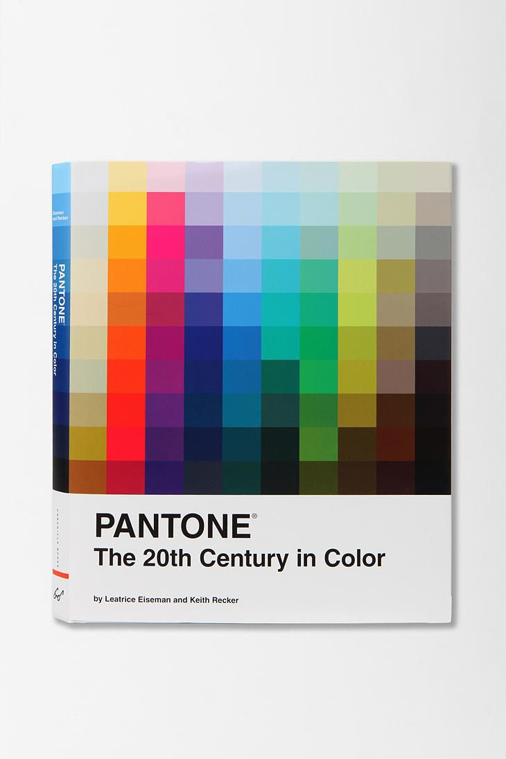 for the color obsessed. $40Colours Book, Colors Obsession, Tables Book, Coffee Tables, Leatric Eiseman, 20Th Century, Feliz Con, Progress Geekier, Coffee Table Books
