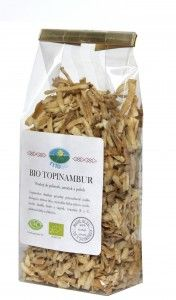 Dried topinambur