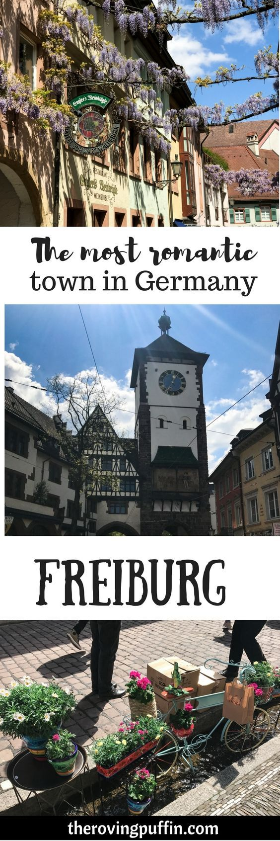 Our guide to visit the beautiful town of Freiburg in Germany.