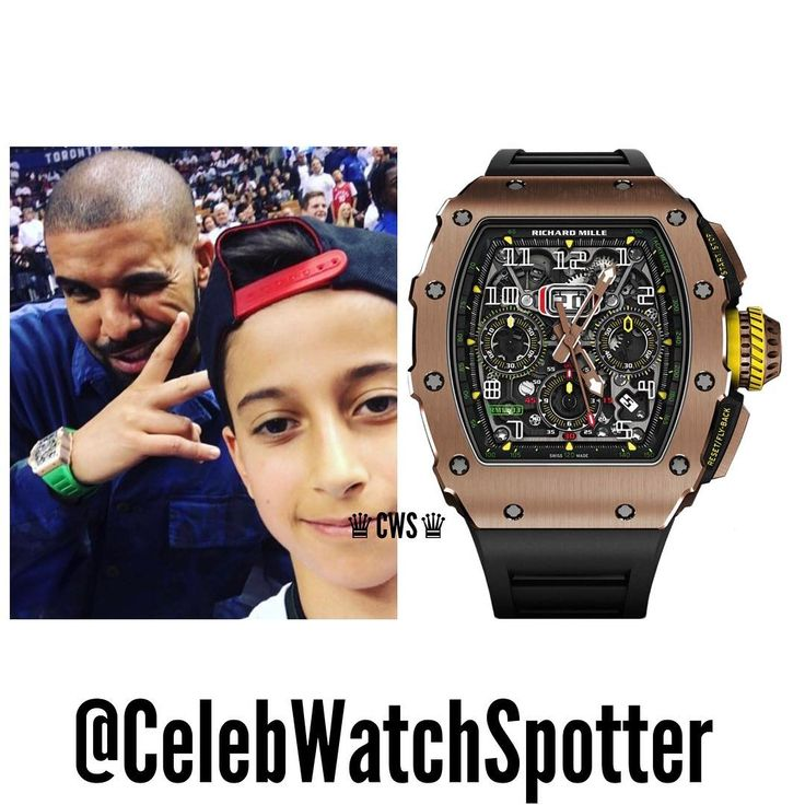 Rapper; Drake was spotted wearing a Richard Mille RM11-03 on a Green Strap ⌚️�� @champagnepapi •••••••••••••••••••••••••••••••••••••••••••••••••••••• Price -UK Price List-£127,000  #CelebWatches ••••••••••••••••••••••••••••••••••••••••••••••••• #watch #watches #celebrities #celebrity #fashion #patek #rolex #richardmille #rolexgang #timepiece #instawatch #audemars #richlife #rich #wealth #money #spotter #drake #morelife #the6 #raptors •••••••••••••••••••••••••••••••••••••••••••••••••…