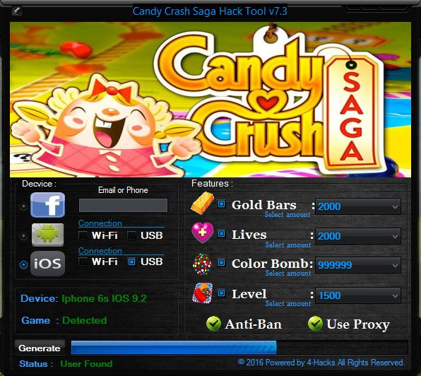 Hack Candy Crush Saga Iap Cracker Apk - supplycrimson