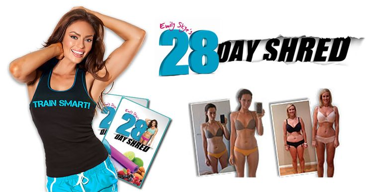 Learn Emily Skye's secrets to becoming Trim, Toned & Confident in just 28 days!