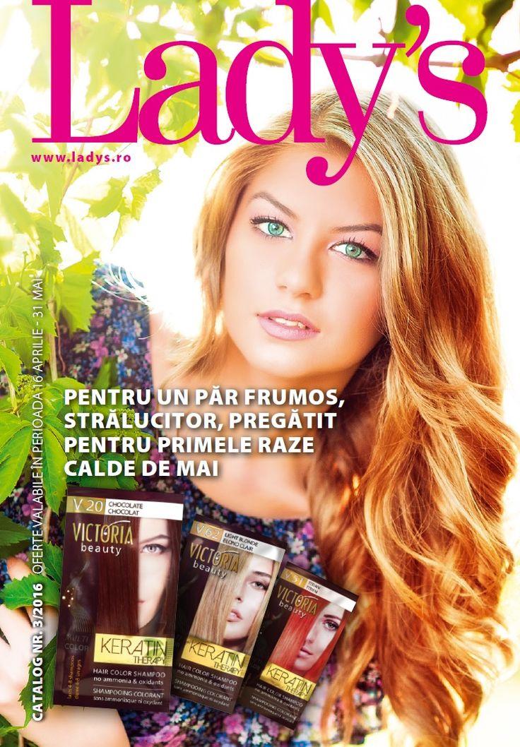 Catalog Lady's Oferte si Cadouri de Florii 16 Aprilie - 31 Mai 2016!