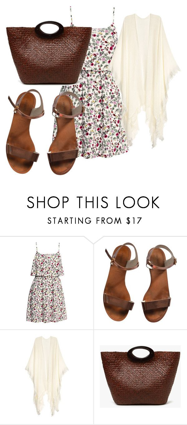 """""""Look12"""" by goncalvespro on Polyvore featuring moda, H&M e Emporio Armani"""